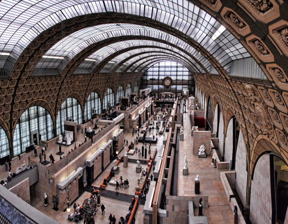 MUSÉE D'ORSAY – THE SCANDAL CIRCUIT